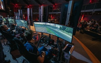 MIAMI GETS WORLD'S FIRST ESPORTS RACING ARENA