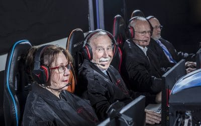 THE STORY OF THE OVER 60'S CSGO TEAM