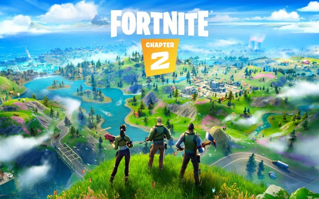 FORTNITE CHAPTER 2, SEASON 1 TO FEATURE A $5 MILLION PRIZE POOL